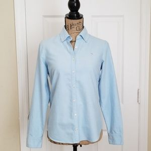 Vineyard Vines Chambray Denim Shirt